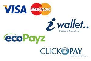 オンラインカジノの入金について