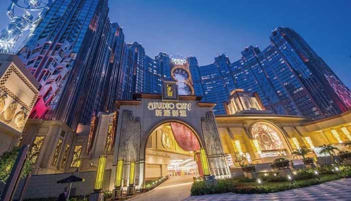 マカオのカジノホテル┃スタジオ シティー ホテル(Studio City Hotel)