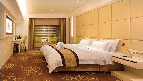 リーズナブルに素敵な部屋に宿泊できるリオホテル